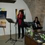 Esibizione del duo Palmieri-D'Antuono