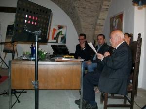 L\'autore Attilio Piccirilli